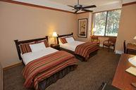 Executive Lodge Double Bedroom