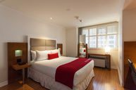 Executive Queen Room (One Queen Bed)