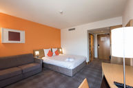Executive Room with One Double Bed and One Sofa Bed