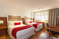 Executive Double Twin Room (Two Beds)