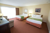 Executive Two Queen Room