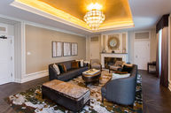 Fairmont Gold Three Bedroom Suite Living and Dining Room