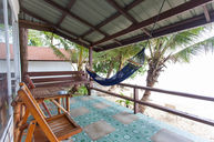 Family Beach Front Bungalow