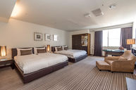 Family Double Bed Room