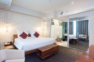 Deluxe Room with Sitting Area