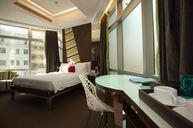 Deluxe City View Double Room