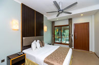 Deluxe Double Pool View Room - With Balcony