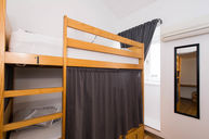 Four Bed Dorm with Private Bathroom