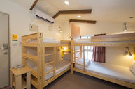 Four Person Mixed Dormitory