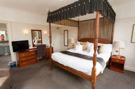 Four Poster Double Room (Rear)