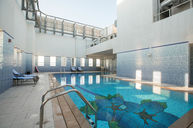 Free Access to Bin Majid Tower Hotel Apartment pool for all Nehal by Bin Majid Guest