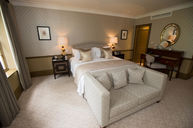 Deluxe Double Room with Loveseat