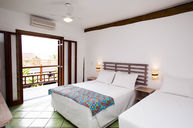 Deluxe Double Room with Sea View - Pool Level