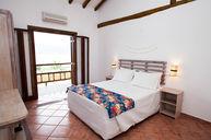 Deluxe Double Room with Sea View - Upper Floor