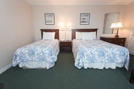 Deluxe Double Twin Ocean Room