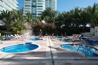 Grand Tower Pools
