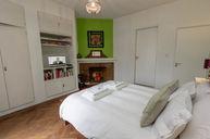 Green Deluxe Double Room