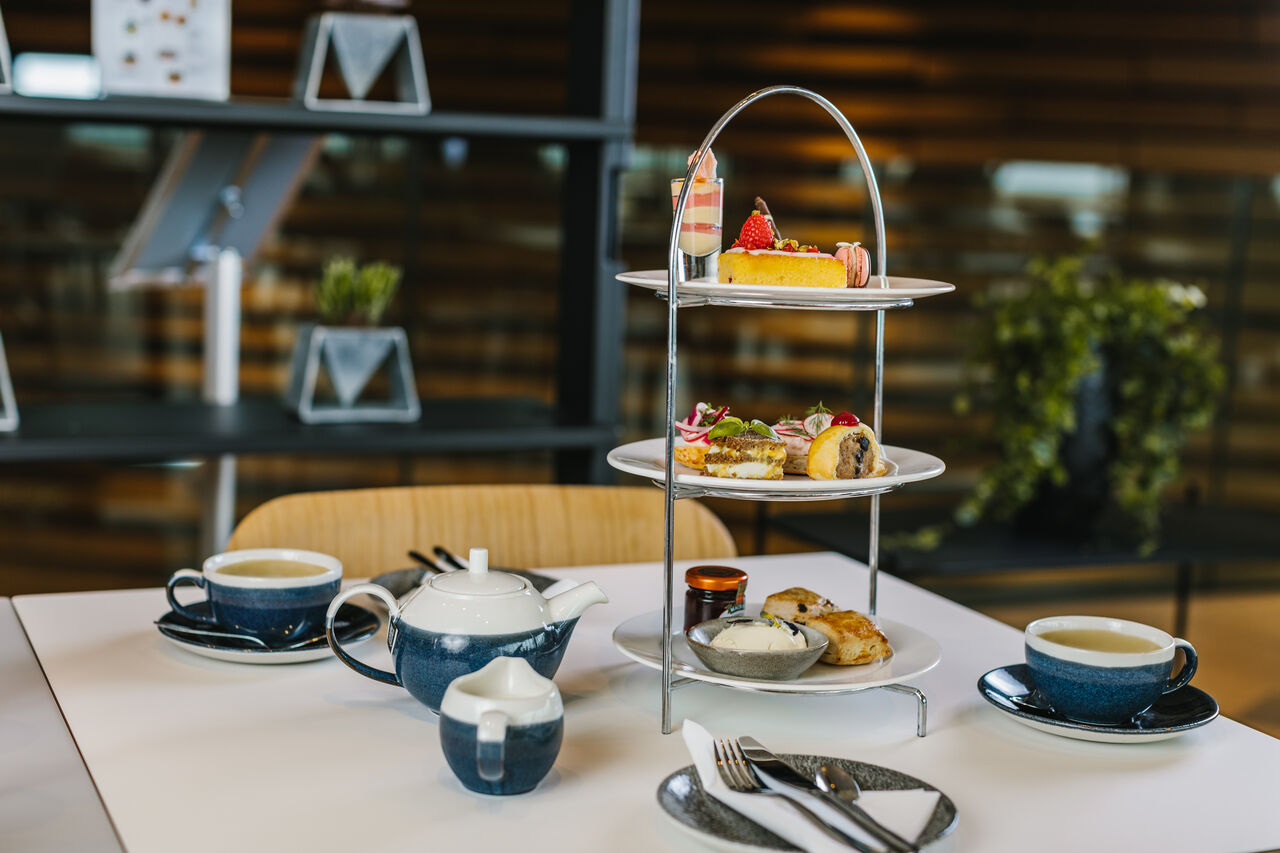 Mary Quant Afternoon Tea