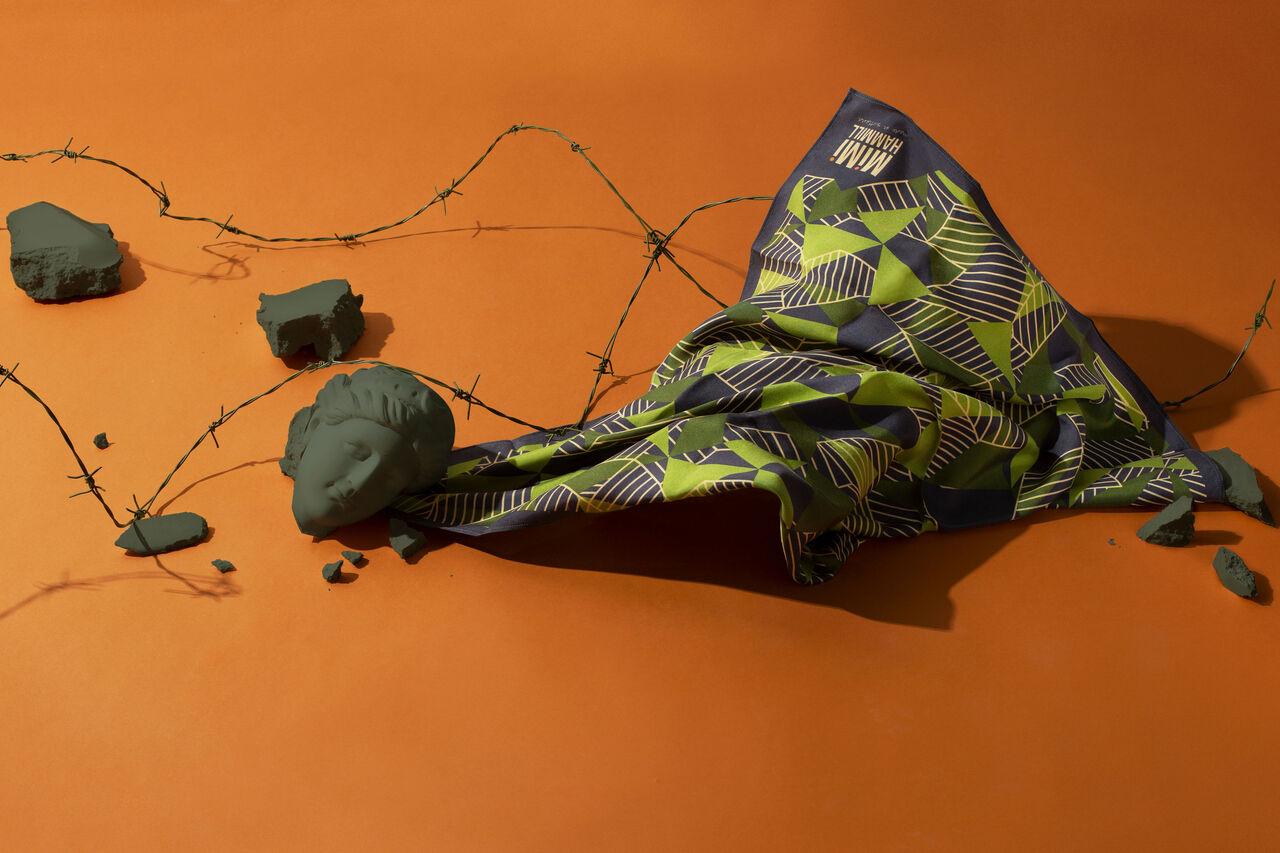Mimi Hammill textiles