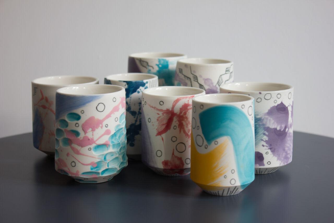 Sarah Koetsier ceramics