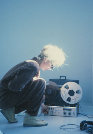 Still from Sisters with Transistors film