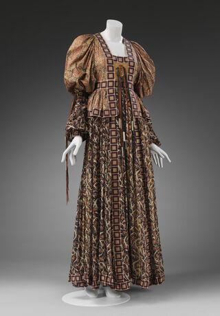 Bill Gibb's Tana dress