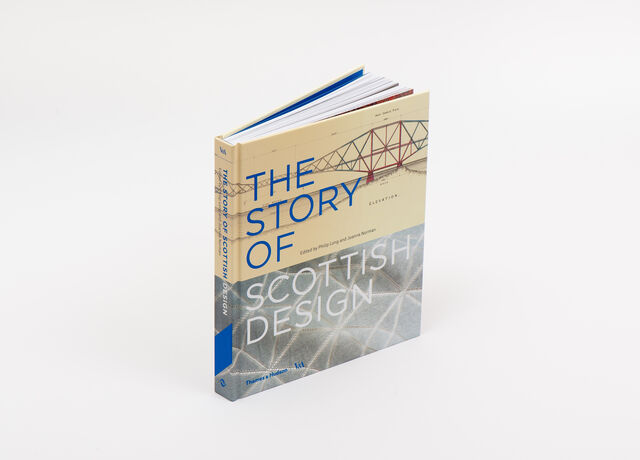 Photo of the story of scottish design book