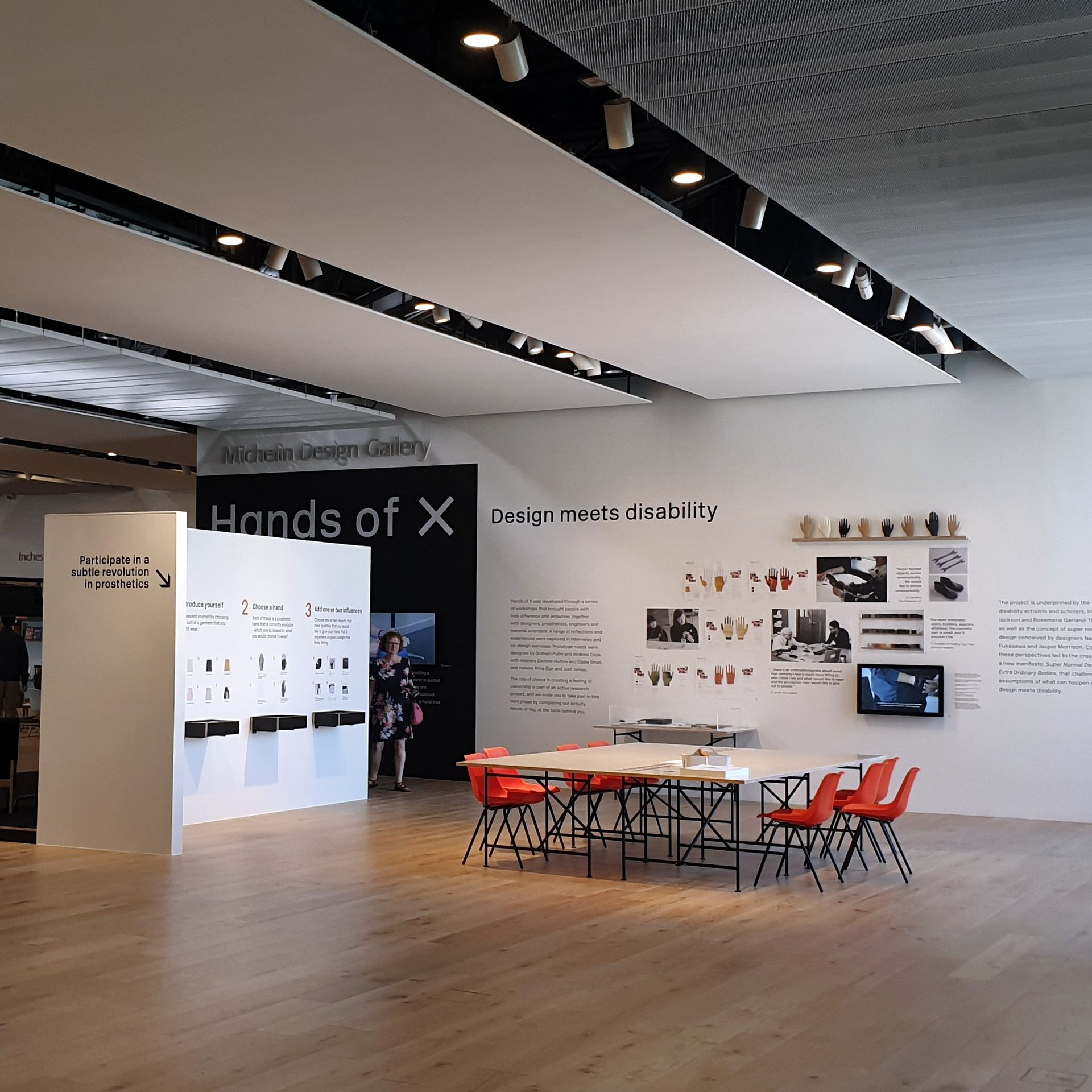 Photo for Hands of X: Design Meets Disability