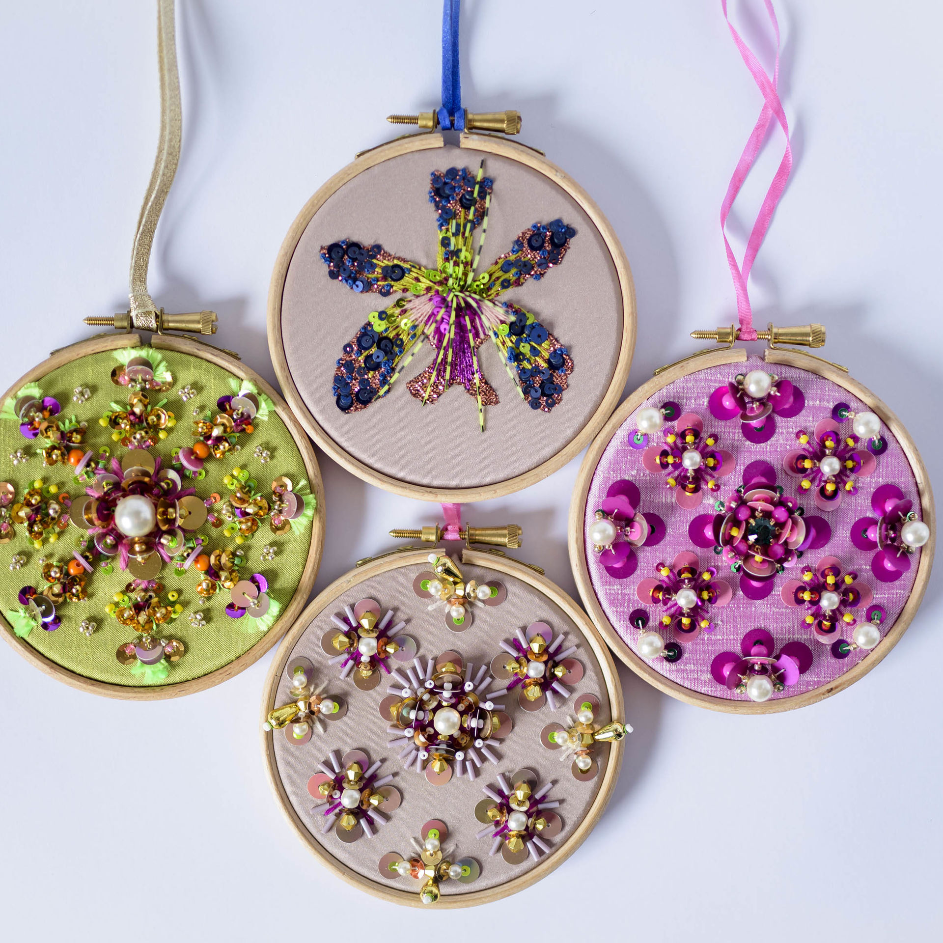 Photo for Festive Embroidery with Chloe Patience