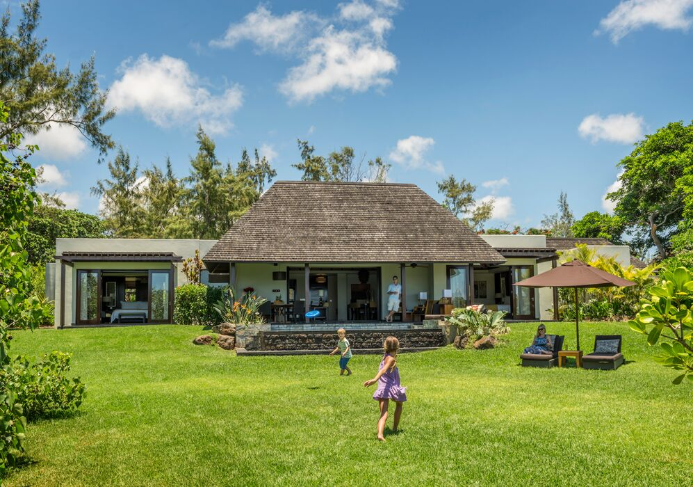 Garden Residence Villa at Four Seasons Resort Mauritius at Anahita