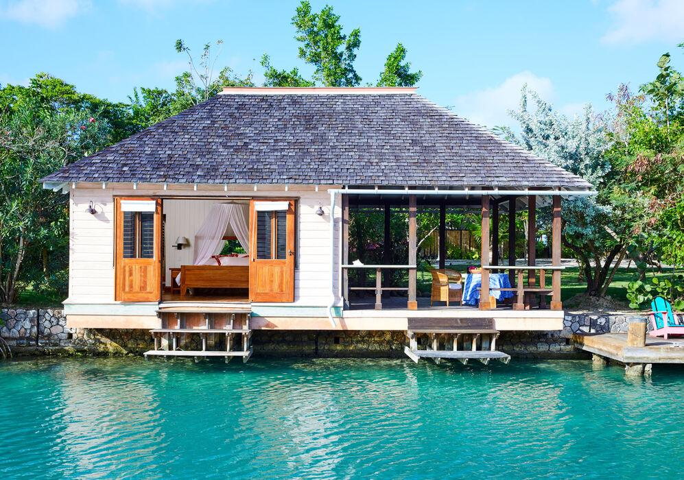 Lagoon Cottage at GoldenEye