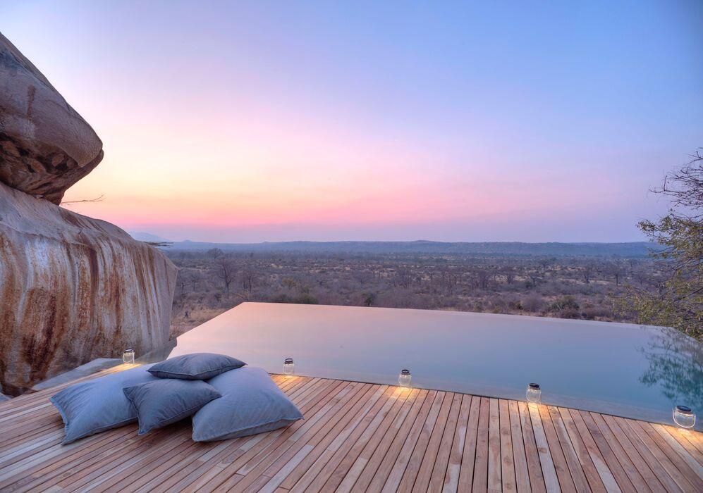 Infinity Pool at Jabali Ridge