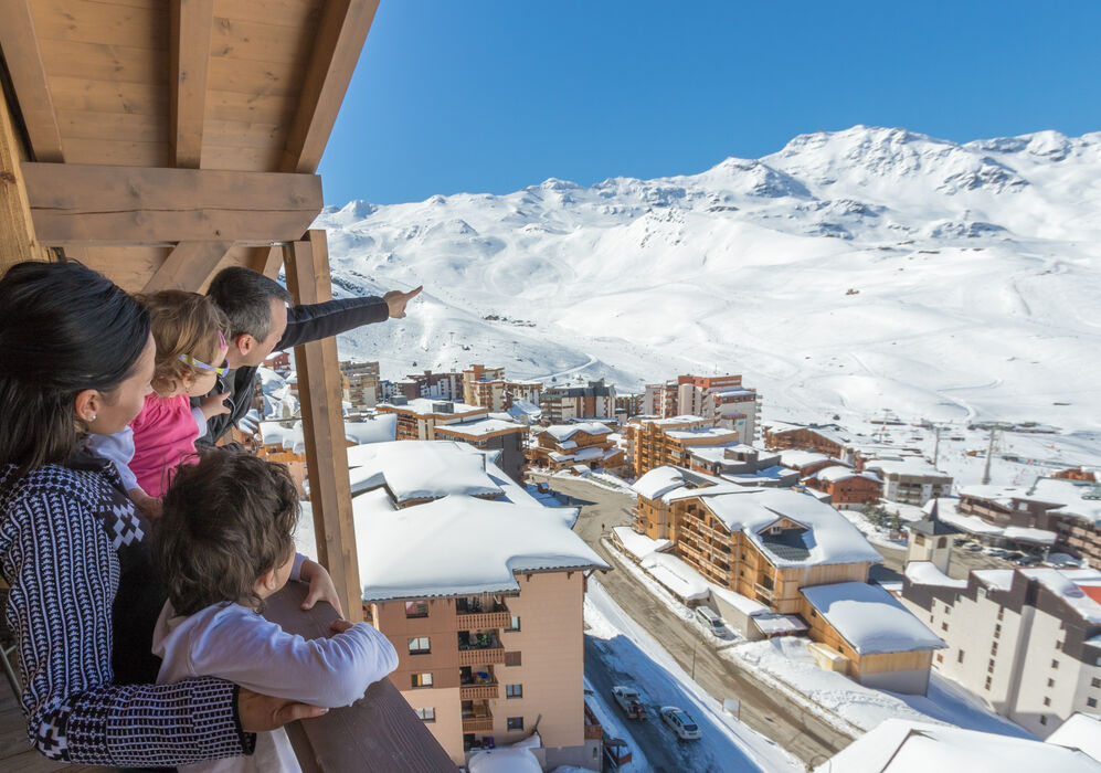 Koh-I-Nor Chalets in Val Thorens
