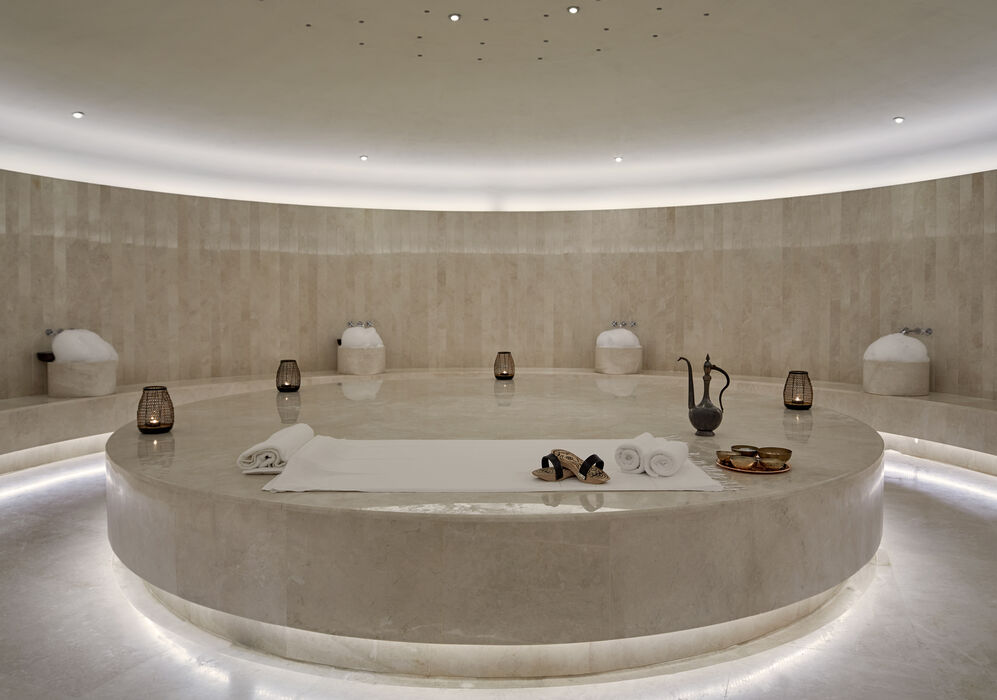 Turkish Hammam at Six Senses Kaplankaya