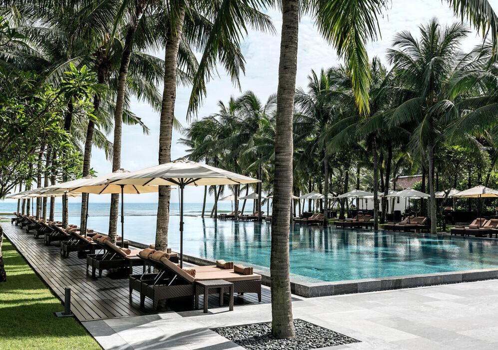Main Pool at Four Seasons Resort The Nam Hai, Hoi An