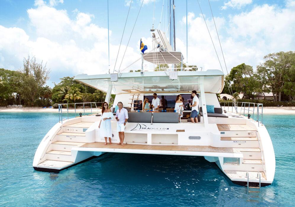Seaduced, Luxury Catamaran