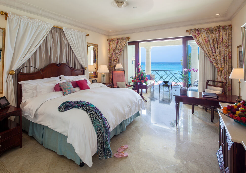 Luxury Ocean Room at Sandy Lane