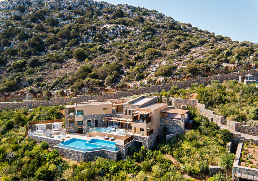 The Mansion at Daios Cove Luxury Resort & Villas