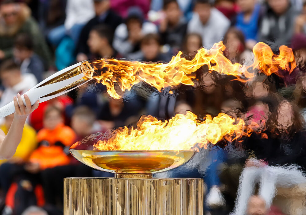 Olympic Games Torch