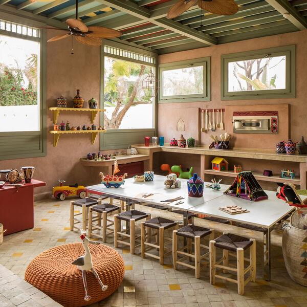 Kids' Club at Four Seasons Resort Marrakech