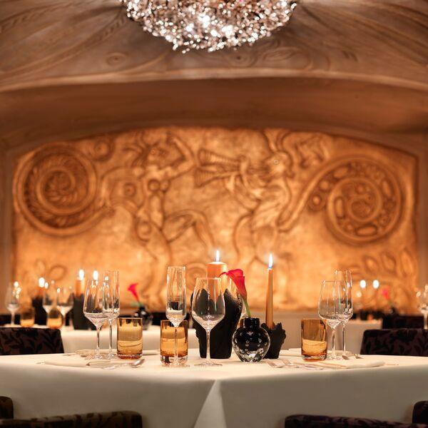 Ecco Restaurant at Hotel Giardino Mountain