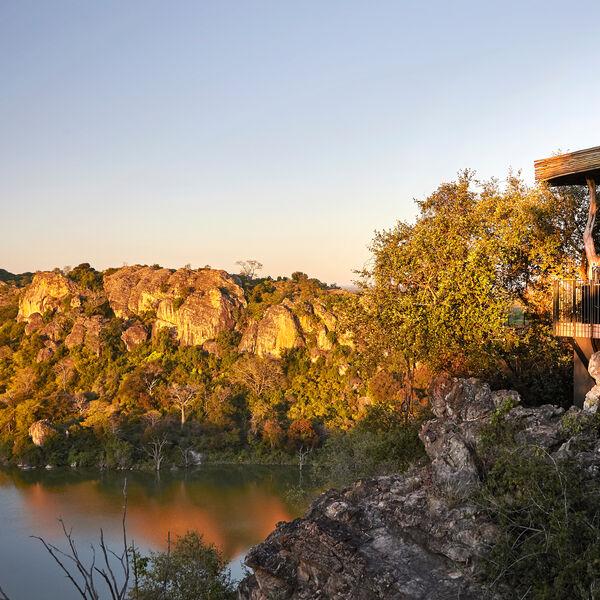 Views from Pamushana Lodge