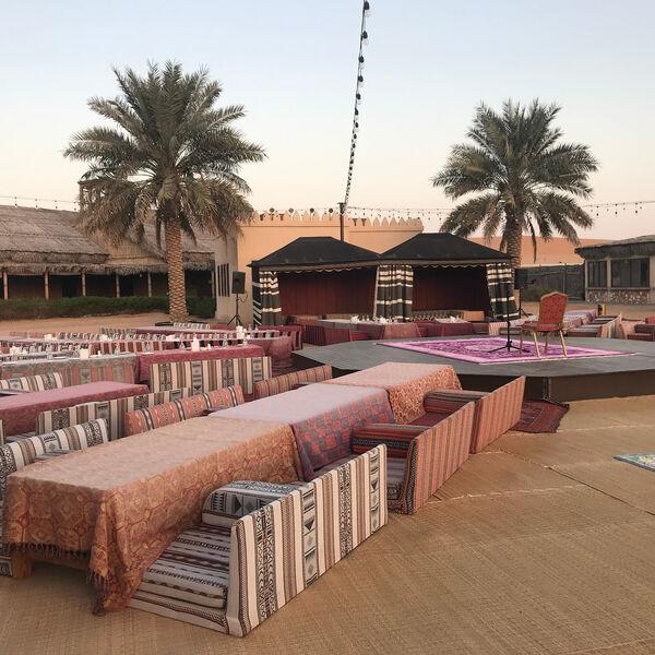 The dreamy desert safari