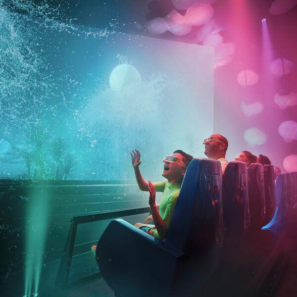 Cinesplash at Yas Waterworld