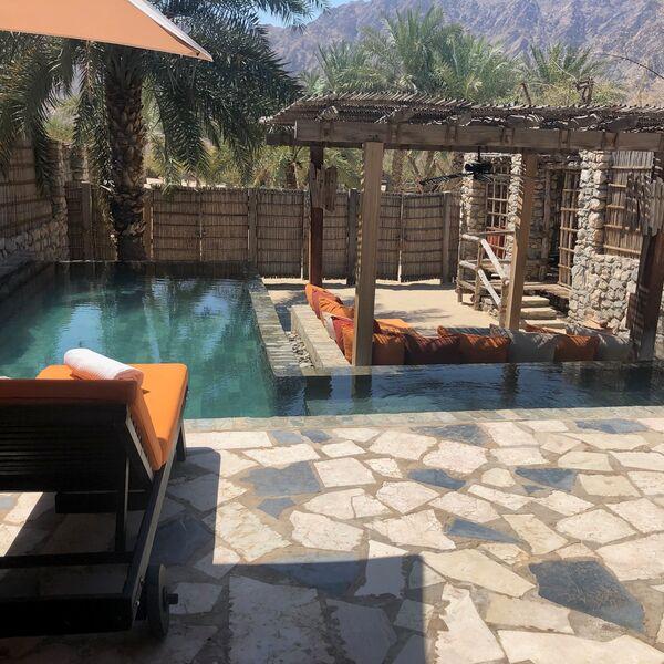 Our gorgeous villa