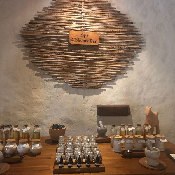 The Spa Alchemy Bar