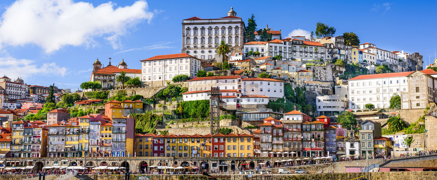 Porto and the Delightful Douro with Scenic River Cruises