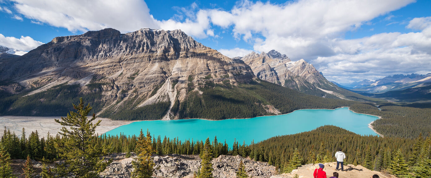 Canadian Rockies by Rail and Trail