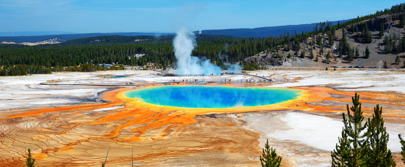 Yellowstone, Cowboy Country and Beyond