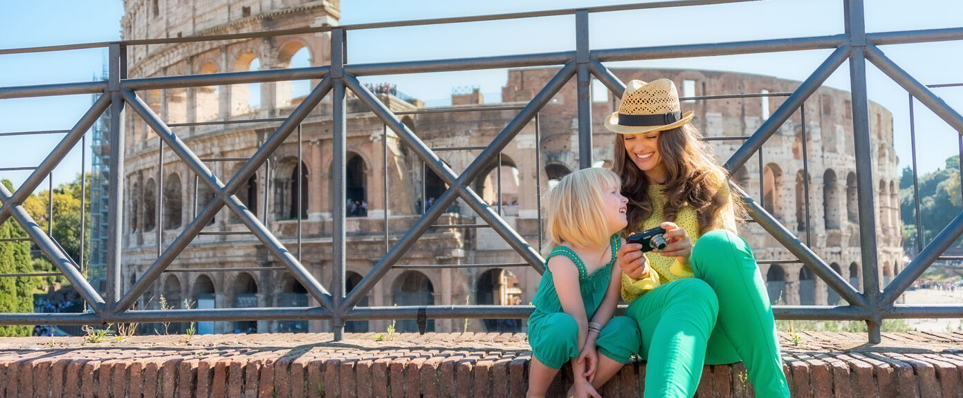 Italy's Famous Cities for Families